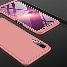 For Samsung Galaxy A7 2018 Case 360 Full Protection 3 IN 1 Ultra Thin Hard PC Back Cover For Samsung A7 2018 A750 A750F Case