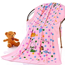 Baby Towel Cotton Cartoon Animal Baby Bath Towel Bathrobe for Kid Soft Breathable Towels Infant Shower Product