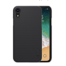 Super-Frosted-Shield-Executive Case for iPhone XR  Black