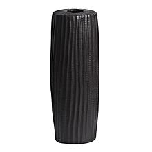 Ceramic Vase -Small- Brown