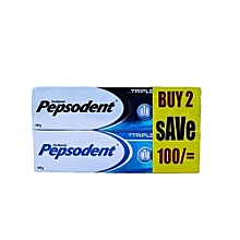Toothpaste - 140g Promo Pack