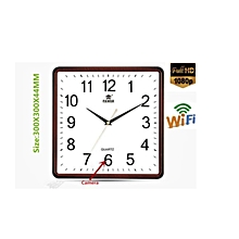 WiFi Clock Nanny camera Hidden Camera Wall  clock camera
