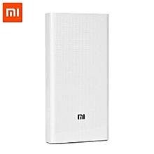 Mi Portable Power Bank with LED Flashlight - 5000mAh - White