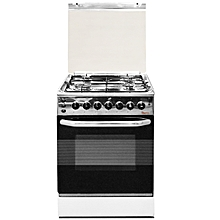EB/301-5695 4 Gas Roti+Auto Ignition.Cooker- S/Steel