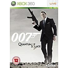 XBOX 360 Game 007 Quantum Of Solace