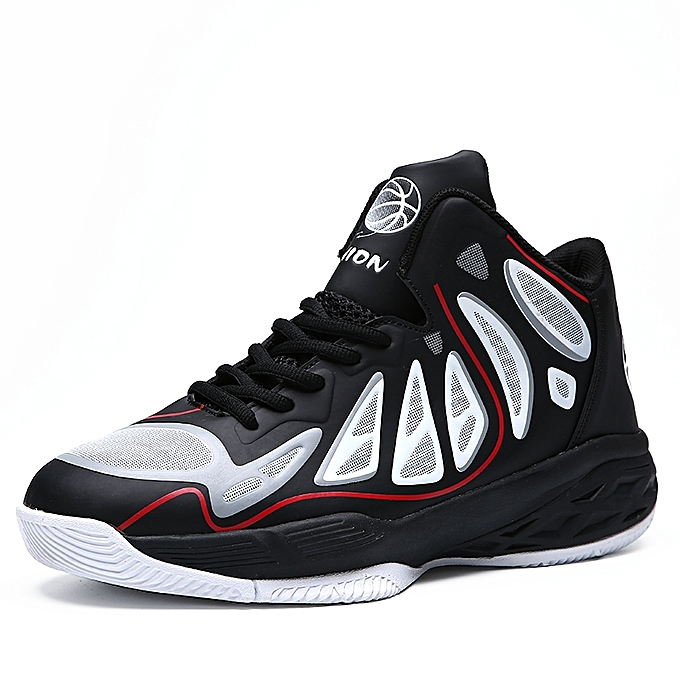 Tauntte Mens's Basketball Shoes Anti-Slip Athletic Running ...