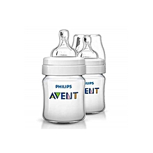 Natural Feeding Bottle 0 Month+ 125 ml 2 Pieces