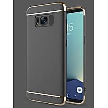 Samsung S7 Edge/S7/S6/S6 Edge/S8/S8 Plus/J5 Prime/J7 Prime Phone Cover Black PC Case____SAMSUNG S7 EDGE____black
