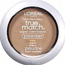 True Match Super Blendable Powder - Golden Beige