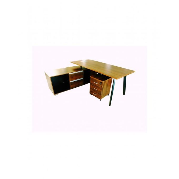August Interiors Executive Office Desk Brown Buy Online Jumia Kenya