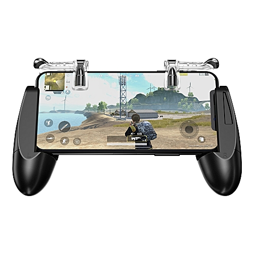 GameSir F2 For PUBG Gampads Hand Grip Mobile Gaming Shooter Rules Survival/  joystick / fire buttons for 4 5 - 6 0 inch DNSHOP