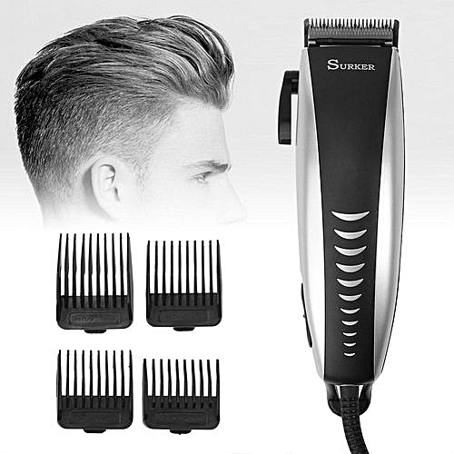 UNIVERSAL Surker Electric Hair Trimmer Men Kids Adjustable Hair Cutting Machine Home Clipper. By UNIVERSAL. Have one ...