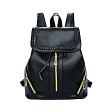 Women Backpacks School Bag Student Backpack Ladies Bags Leather Package