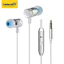 In Ear Headphone 3.5mm Earphone Stereo Headset  Sport Music with Mic for Iphone