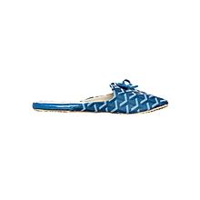 Dark Blue Women's Sandals