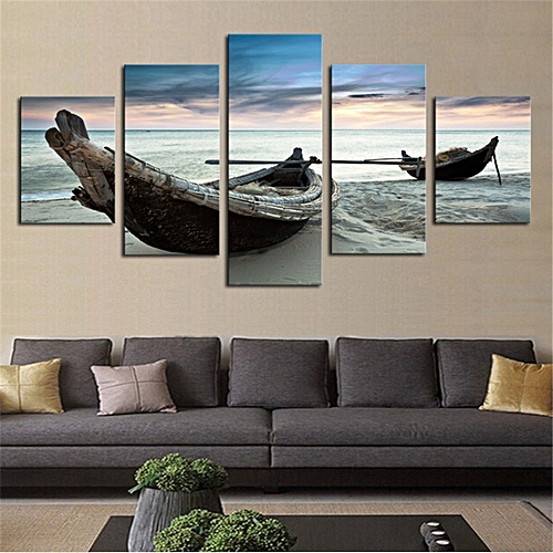 Buy Generic 48PCS Large Ocean Ship Canvas Modern Home Decor Wall Art Amazing Best Way To Ship Furniture Decor