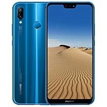 Nova 3e / P20 Lite 4G  Octa Core (4GB + 64GB)-BLUE