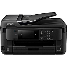 7710 Workforce Printer - Black