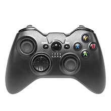 D2tech Store D2tech Store2.4GHz Wireless Gamepad Controller for Android TV BOX PS3 & PC