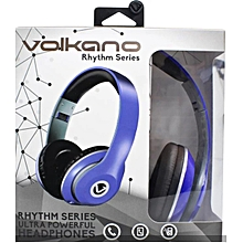 Rhythm Series Headphones - Blue