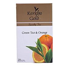 Green Tea & Orange-40g