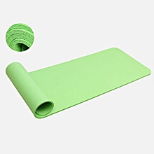 15mm Eco-Friendly NBR Rubber Yoga Mats Fitness Pilates Plank Exercise Gym Pad