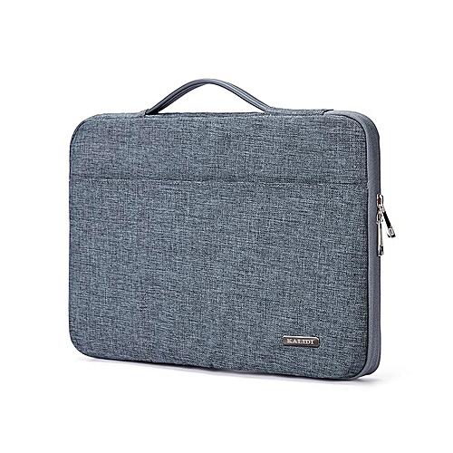 b4e10c6f4159 11 12 13 14 Inch Laptop Bag Waterproof For Men Women Laptop Sleeve Case  13.3 15.6 Inch Computer Notebook Macbook Bag 15( 13-inch)(Handbag Deep Gray)
