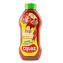 Hot & Sweet Sauce - 420g