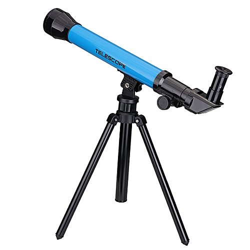 Mini HD Telescope Kits 20/40/60 Power 30mm Refractor Astronomical Telescope  Eyepieces Telescope Toy For Kids Beginner