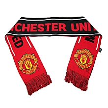 Manchester United Scarf - Red