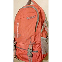 """15.6"""" Laptop Carry Case - Orange Back Pack - Laptop Bag"""