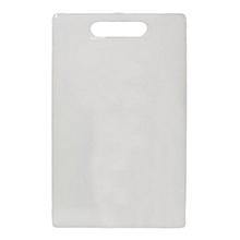 Plastic Chopping Board - White.
