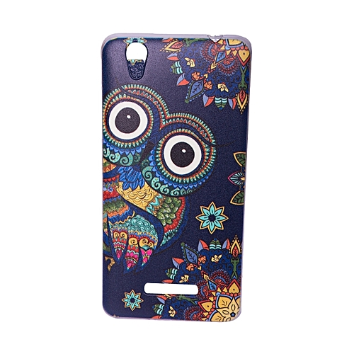 the best attitude ad65c 9fa14 Soft TPU Phone Cover For Gionee P5L .