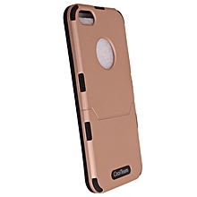 For Apple iPhone 6 6S Cover Case Shockproof Hybrid Rugged Rubber Armor Hard-Gold