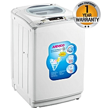 AWM-TL800P - 8.0 KG - Top Loading - Fully Automatic Washing Machine - Digital - White