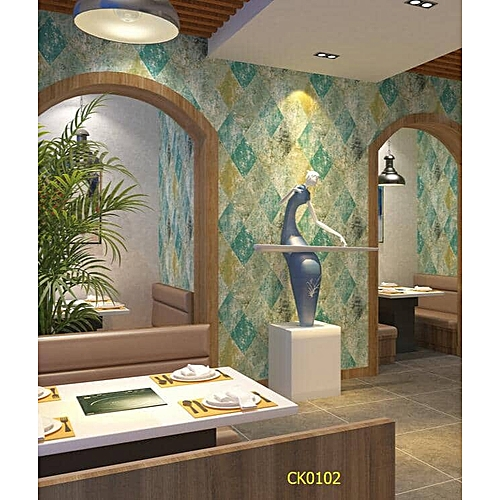 Generic Wallpaper Interior Decoration