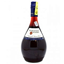 Winery Sweet Red Wine - 750ml