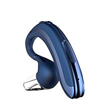 Wireless Bluetooth Noise Cancelling Trucker Headset Earpiece Sport Earphones Mic