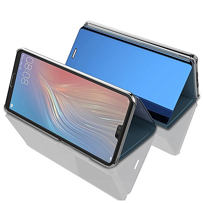 buy online f4418 08dbc For Xiaomi Pocophone F1 Flip Case,360 Degree Luxury Mirror Clamshell Hard  Shell Case Smart Clear View Flip Cover For Xiaomi Poco F1 / for XiaoMi ...