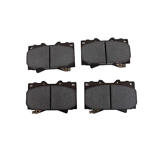 Toyota Brake Pads >> Front Brake Pad Set Suitable For Land Cruiser Prado