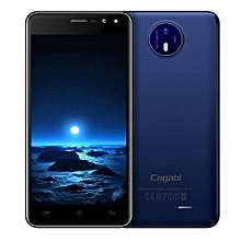 Vkworld Cagabi One 5.0-Inch Android 6.0 OTA 1GB RAM 8GB ROM MT6580A Quad-Core 1.3GHz 3G Smartphone Blue