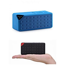 Bluetooth Speaker Outdoor Small Box Audio Mini X3 Wireless Portable Radio By BDZ