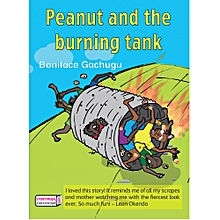 Peanut and the Burning Tank