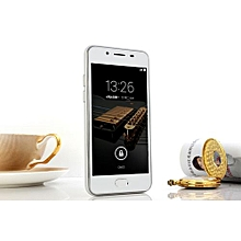 """Smartphone Dual SIM Dual Standby Mobile Cell SC6825C Quad Core 2G 5.0"""" TN(854*480) LCD 1400MA Android-white"""