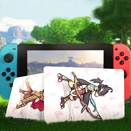 22 PCS Zelda NFC Cards Link Botw SSB 20 Heart Wolf Reveli Mint Cranes  Urbosa for The Legend of Zelda Breath of The Wild NS Switch