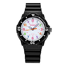 SKMEI 1043 Waterproof Children Wrist Watch Casual Style Sport Outdoor Quartz Watch