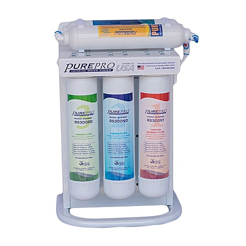 Purepro Reverse Osmosis  Ro  Water Purifier