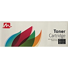 Toner MCC530A/MCE410A/MCF380A Black Toner Cartridge Compatible For HP