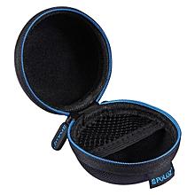 PULUZ Portable Round Charger Mini Storage Case Box for Gopro Hero 4 5 Session