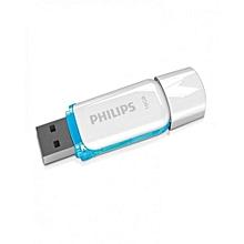 16 GB FlashDisk - White